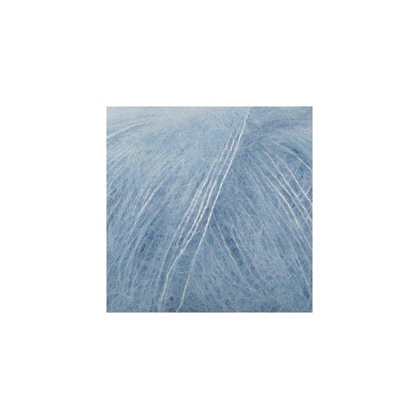 DROPS - Kid Silk Fv. 08 Lys Jeansblå