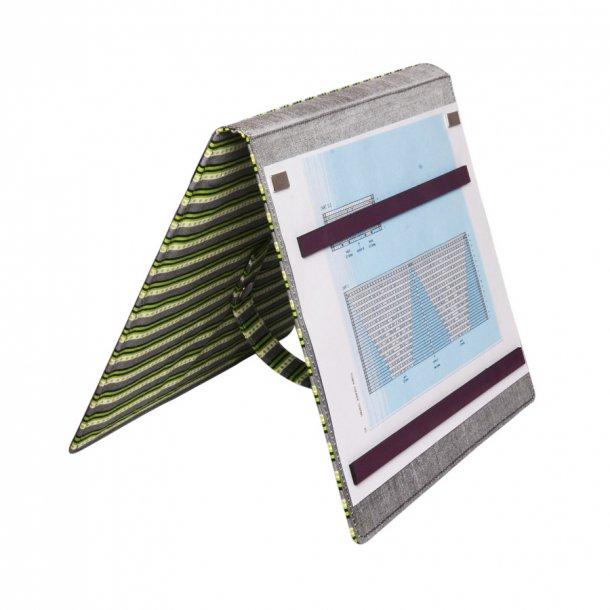 Greenery KnitPro Magnetplade til opskrifter. (no.10966)