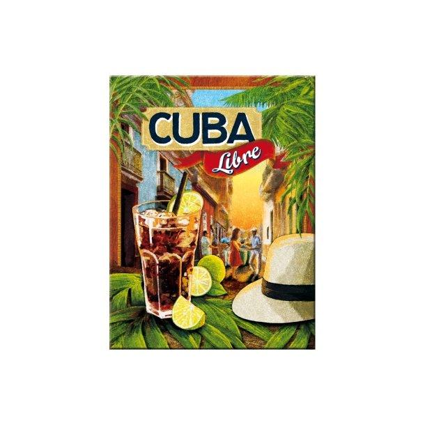 Magnet - B85 - CUBA Libre