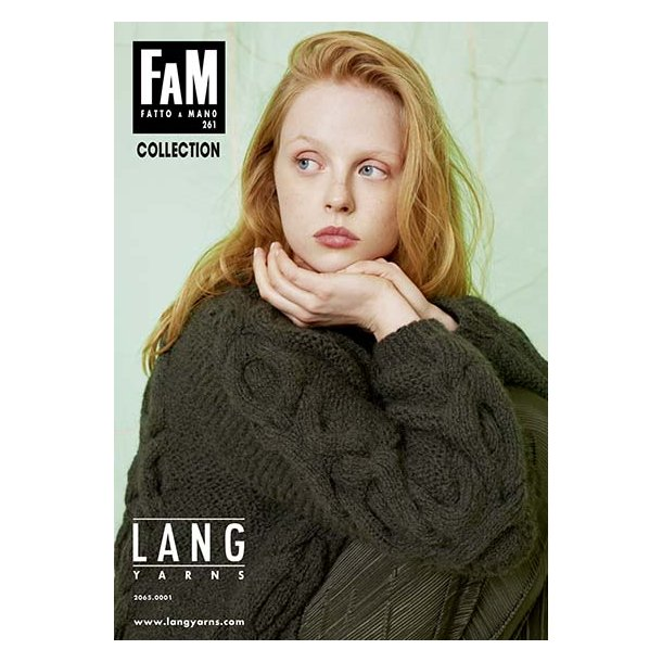 Lang Yarns - FAM 261 Collection