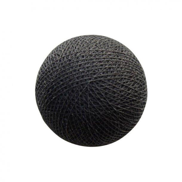 Bold til lyskæde - Mørk Grå   (no.5919)