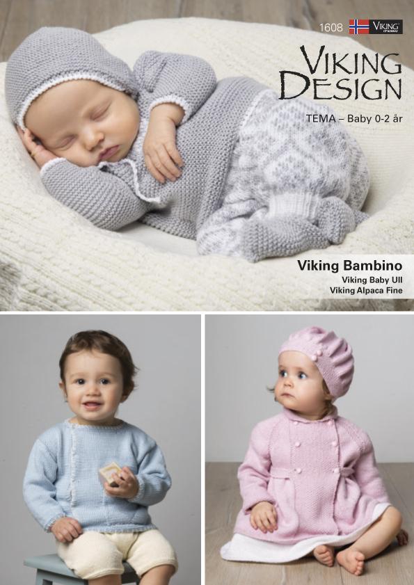 Viking babyull oppskrifter