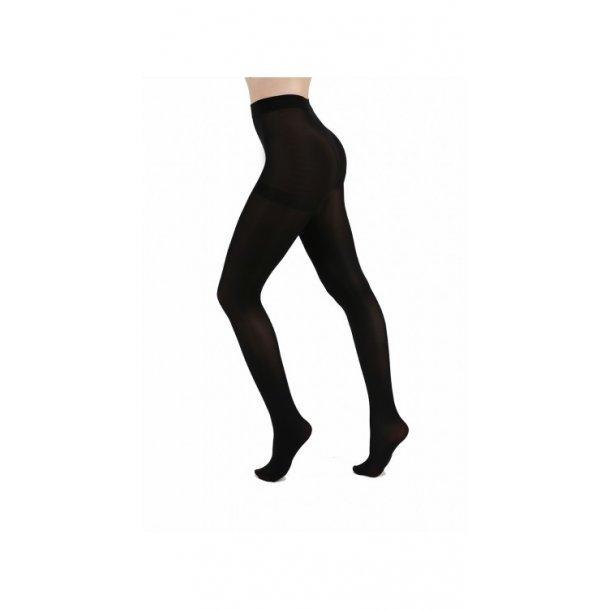 1027663761f31 120 Denier 3D Tights Black - One Size - PAMELA MANN - STRØMPEBUKSER ...