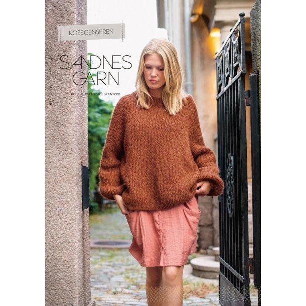 Kose Genseren - Sandnes Garn - Enkeltopskrift nr. 116