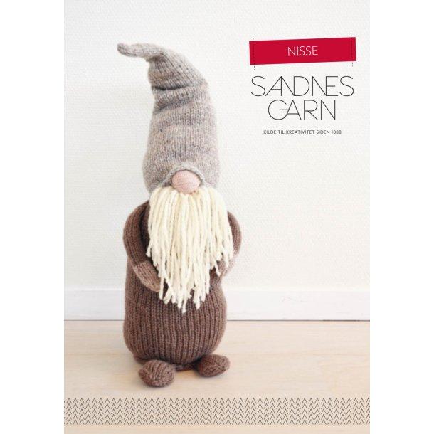 Nisse - Sandnes Garn - Enkeltopskrift Nr. 101