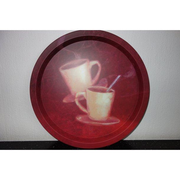 Serverings Bakke Metal - Kaffemotiv