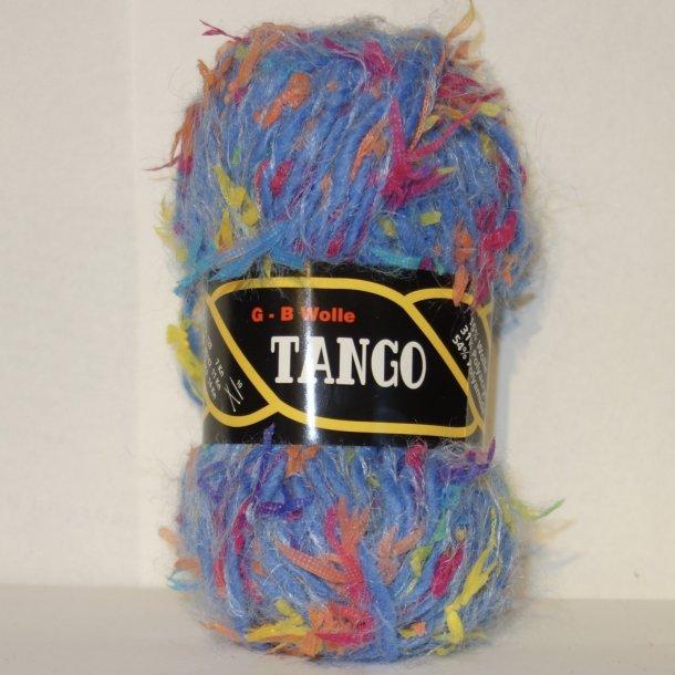 Tango G-B Garn Fv.01 Multicolor Turkis
