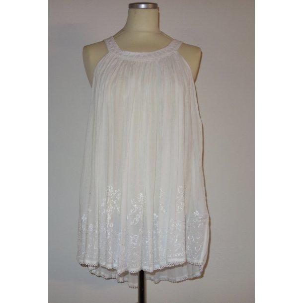 Kjole fra Coline med strop - Hvid.