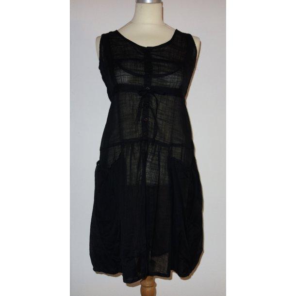 Kjole fra Coline - Kort model - Sort