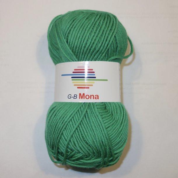 G-B Mona Duo Garn Fv. 06 Grøn