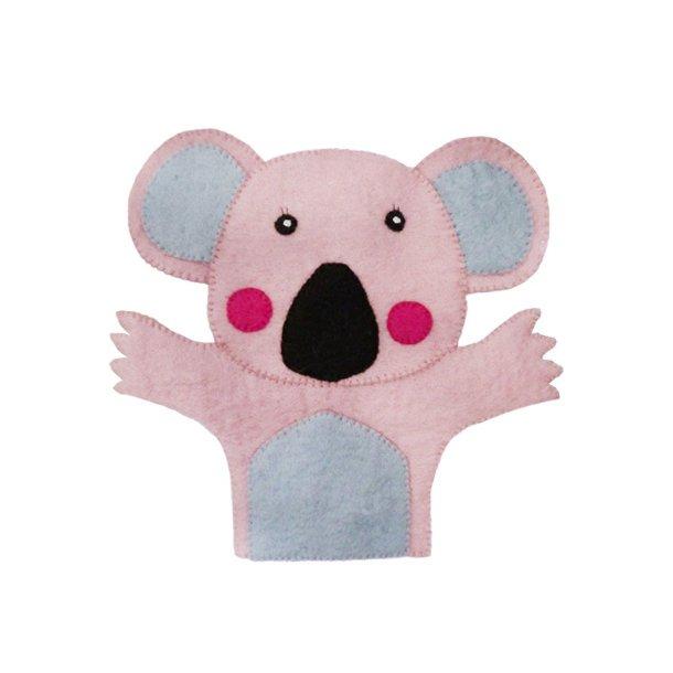 Gamcha - Hånddukke Koala