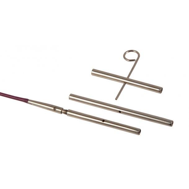 KnitPro Kabelkoblinger - Sæt med 3 stk. (10510)