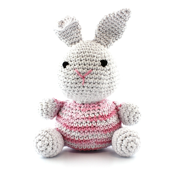 Bunny Eco Barbante Lotus - Marshmallow