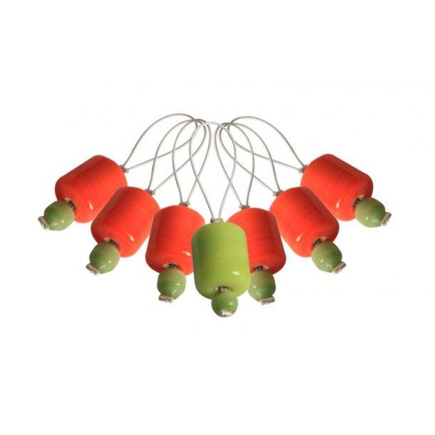 KnitPro - Zooni Maske Markører (10931)