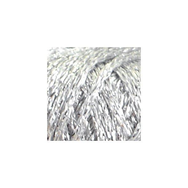 Jarbo Garn - Glittra Fv. 18101 Sølv