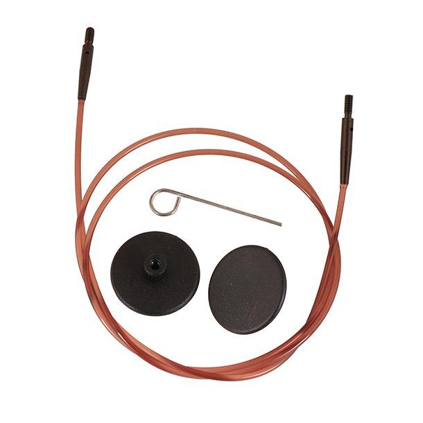 KnitPro Udskiftelige Wirer til pinde - Ginger