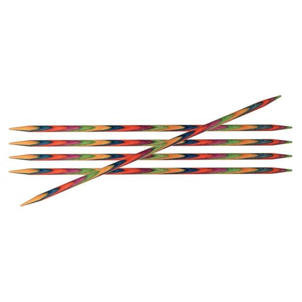 KnitPro Strømpepinde - Symfonie 10 cm.