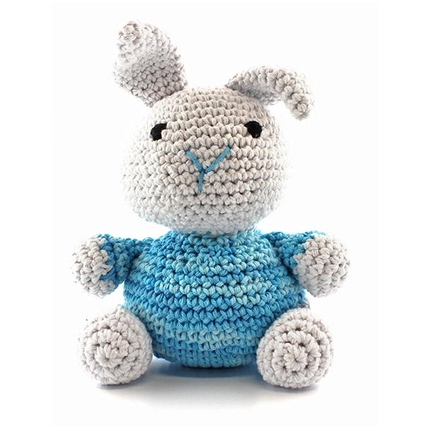Bunny Eco Barbante Lotus - Peppermint Freeze - Hæklekit