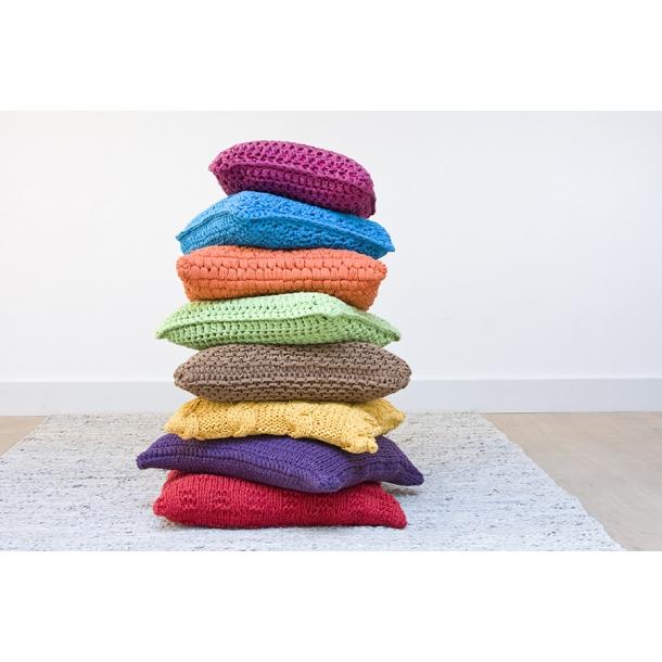 Crochet Pude Kit RibbonXL (PAK056)  Fv: Early Dew