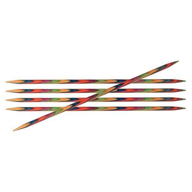 KnitPro Strømpepinde 20 cm.