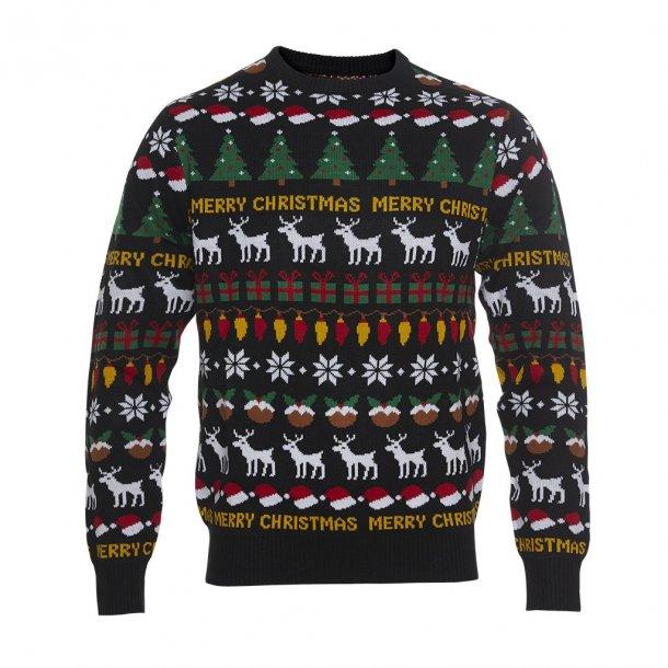 Den Stemningsfyldte Julesweater
