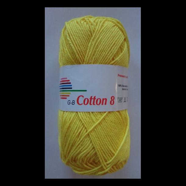 Cotton 8 Fv. 1470 - Gul