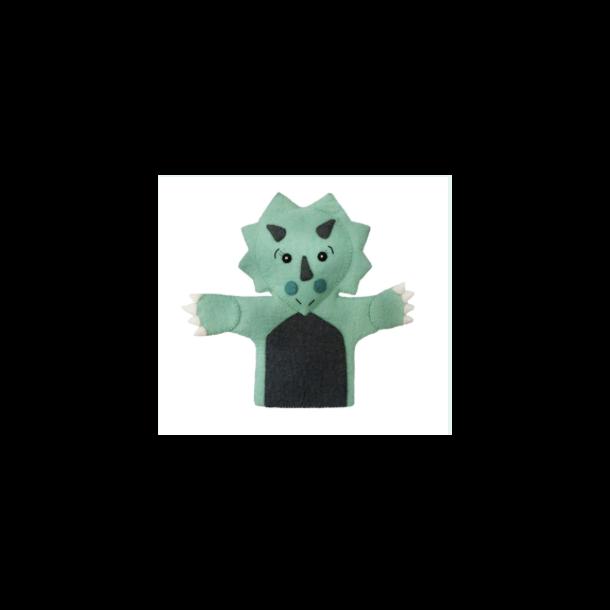 Gamcha - Hånddukke Dinosaur