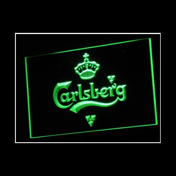 Carlsberg LED Neon skilt