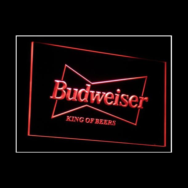 Budweiser LED Neon skilt
