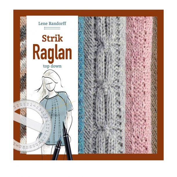 Strik Raglan – top down - Opskriftshæfte af Lene Randorff.