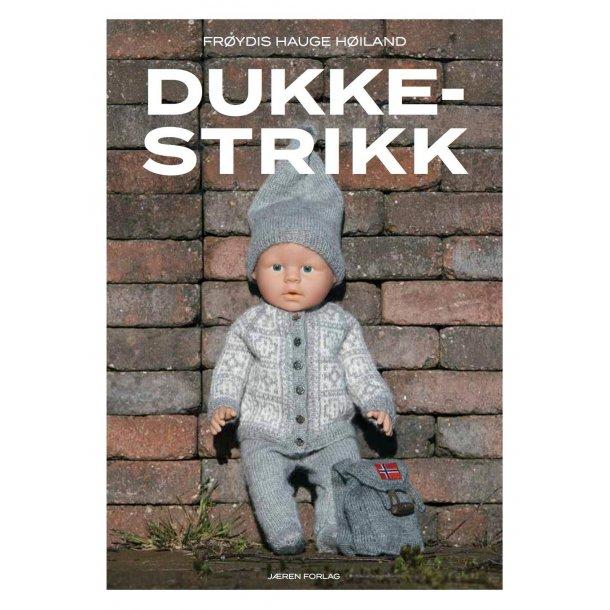 Dukke-Strikk - Dukke Opskriftsbog