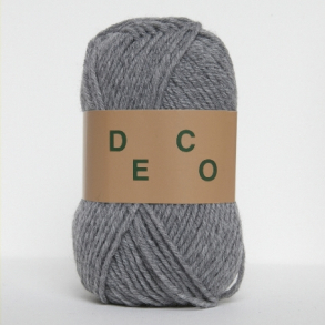 DECO/DECO TWEED - HJERTEGARN   - SPAR 25%