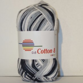 G-B COTTON 8 PRINT