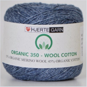 ORGANIC 350 - WOOL COTTON - SPAR 20%
