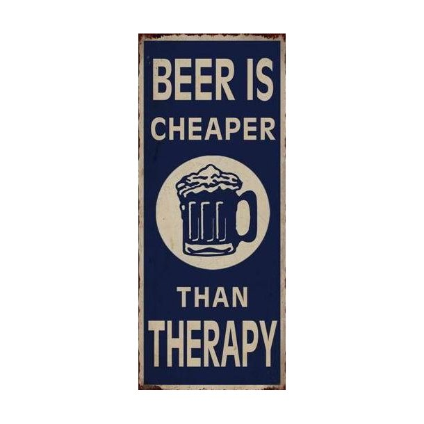 Barskilt- B28 - Beer is cheaper that therapy