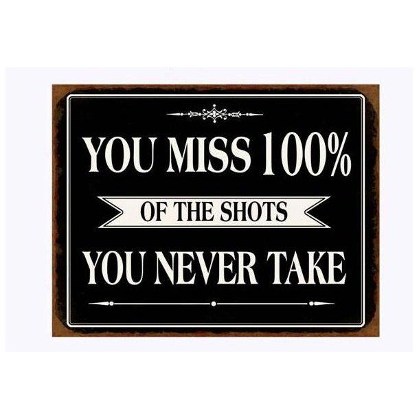Barskilt - B26 - You miss 100% of the shots...