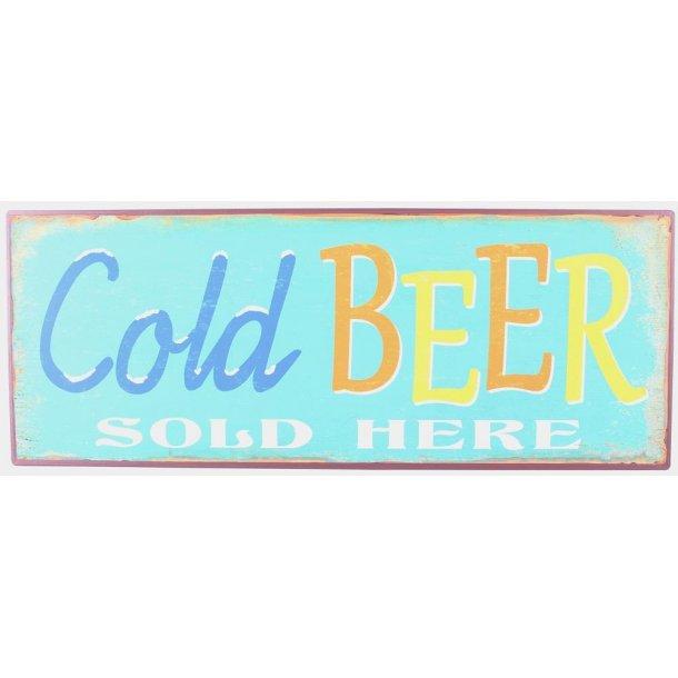 Barskilt - B25 - Cold beer sold here.