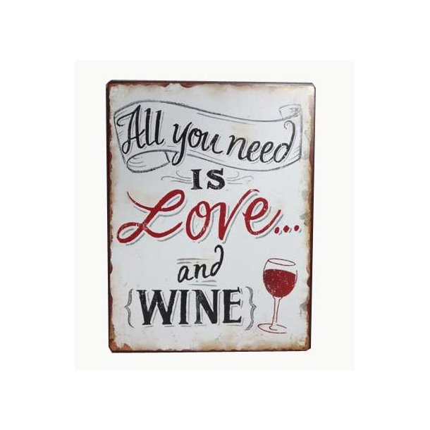 Barskilt - B17 - All you need is love... And wine