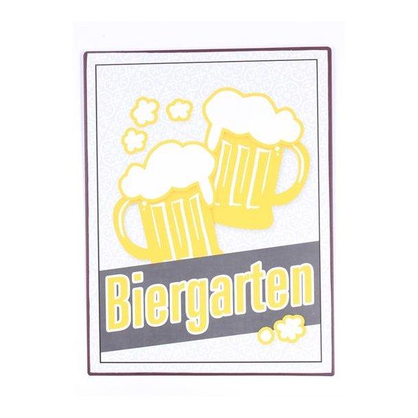 Barskilt - B13 - Biergarten