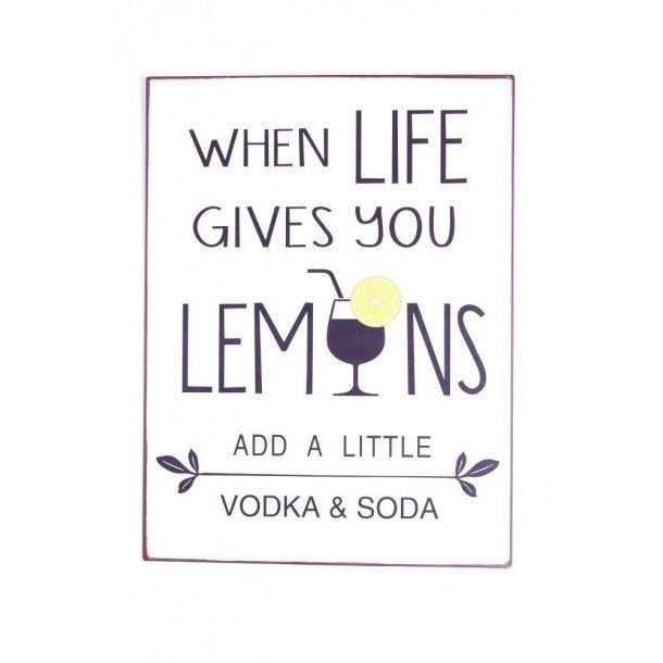 Barskilt - B11 - When life gives you lemons...