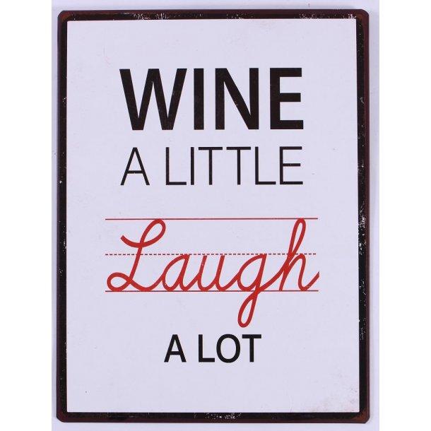 Barskilt -B05 - Wine a little laugh a lot