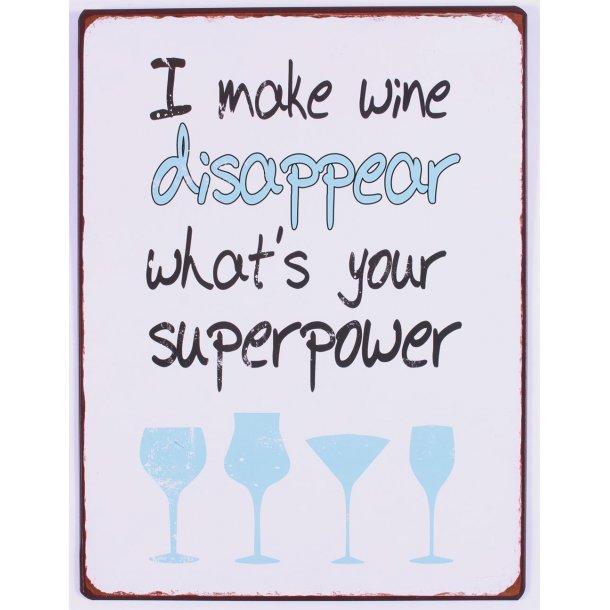 Barskilt - B03 - I make wine disappear...