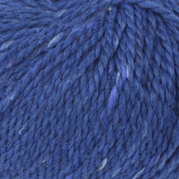 BC Garn - Hamelton Tweed 1 Fv. 02 Royal Blå