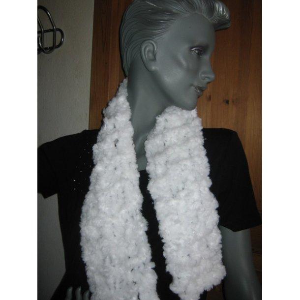 Glimra - Tørklædegarn Hvid