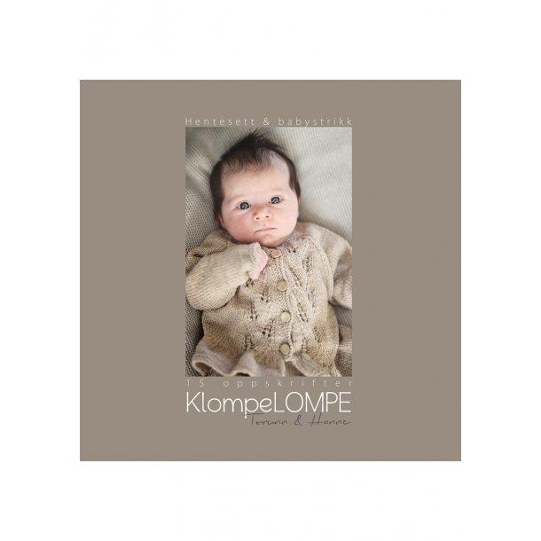 KlompeLompe Hæfte - Hentesett og Babystrikk
