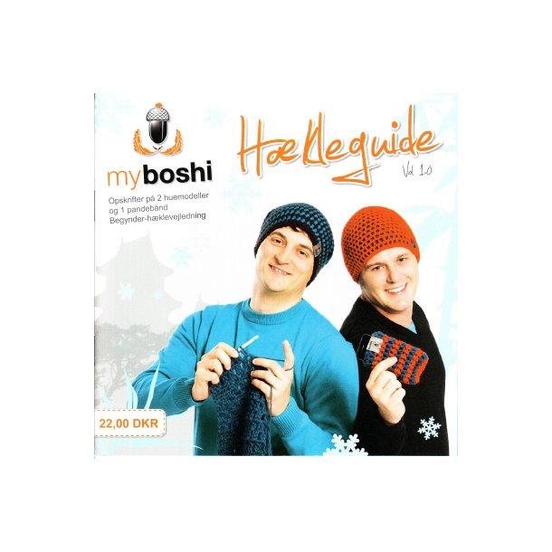 My boshi. No 1 - Hækle Guide Vol 1.0