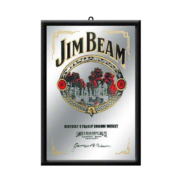Barspejl Jim Beam Whiskey