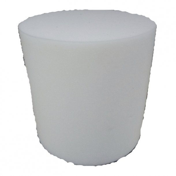 Foam Cylinder til fodskammel 40 x 40 cm.